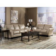 Allendale   Oyster Living Room Set