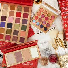 Best Makeup Brushes Kit, Eye Brushes, Colourpop Eyeshadow Palette, Beauty And Beast Wedding, Body Gel, Under The Mistletoe, Glitter Gel, Brush Kit, Holiday Looks