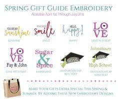 Personalization ideas! #31gifts #personalize www.LynseysBags.com