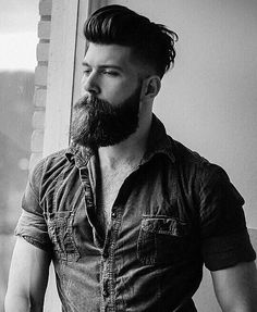 """620 mentions J'aime, 5 commentaires - Men's Jewerly (@beard__loverss) sur Instagram: """"• •Follow @beard__loverss for constantly snapshot of bearded portraits  ⚪⚫⚪⚫⚪⚫⚪⚫⚪⚫⚪⚫⚪⚫⚪⚫ •☑ Turn…"""""""