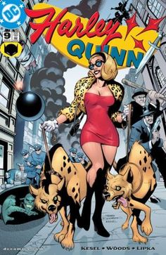Harley Quinn (2000-2004) #9 (NOOK Comic with Zoom View)