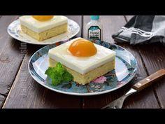 Prajitura ou ochi - Asa ceva nu ati mai mancat niciodata   JamilaCuisine - YouTube Romanian Food, Romanian Recipes, No Cook Desserts, Cheesecake, Deserts, Sweets, Cooking, Breakfast, Drink