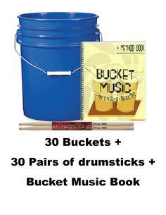 Classroom Bucket Set Music Word Walls, Music Words, Music Courses, In Ear Monitors, New Brunswick, Newfoundland, Sheet Music, Bucket, Classroom