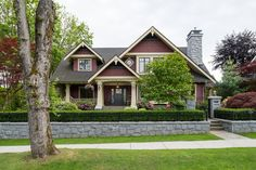 Shaughnessy Traditional - craftsman - Exterior - Vancouver - Feature Projects Ltd.