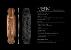 LUCA longboards - MERV