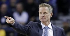 Steve Kerr returns to Warriors bench for Game 2 of NBA Finals