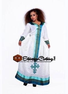 Ethiopian Traditional Clothing