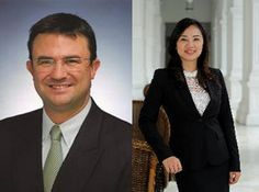 New appointments in Asia for Raffles Hotels & Resorts