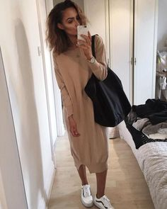 Sport chic: TOP 7 things - Absolute Beauty Tips Modest Fashion, Hijab Fashion, Fashion Outfits, Womens Fashion, Style Fashion, Sport Fashion, Fall Outfits, Casual Outfits, Cute Outfits