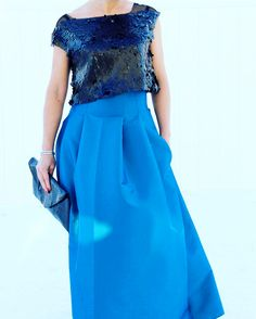 Top stitched pleated maxi skirt SIY    how to sew a formal maxi skirt for a fancy occasion