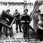 Free! The real life story behind the movie The Monuments Men.  Move comes out on DVD May 20th!