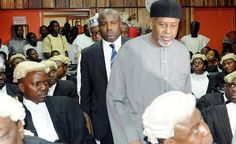 Dasuki: Court grants FG's request for witnesses to testify behind screen