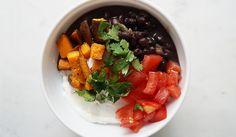 siggi's Icelandic-style yogurt: skyr - Sweet Potato & Black Bean Bowl