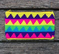 Mobolso - Wayuu Mochilas - Wayuu Clutch Purse - Briza
