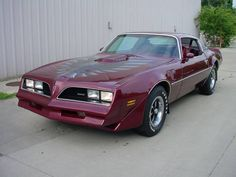 1978 Pontiac Trans Am 400-4 PONTIAC ENGINE COUPE