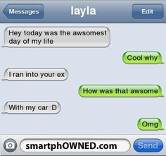 Funny SmartphOWNED
