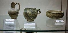 Ajuar Almohade. Sevilla siglo XII. Museo Arqueológico de Sevilla