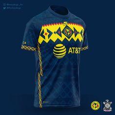 Sport Shirt Design, Sports Jersey Design, Football Kits, Sport Wear, Soccer Players, Sports Shirts, Shirt Designs, Nike, Mens Tops