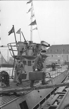 U-Boats ~ BFD