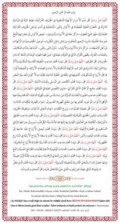 Bu Salavata 1 Kez Bakana Bile Rasulullahﷺ İki Şey Söz Veriyor