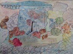 'Architektur Phantasie' von Alexander Christian  Schilder bei artflakes.com als Poster oder Kunstdruck $7.01