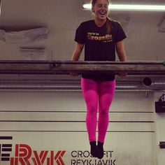 Crossfit Competitions, Pink Tights, Motivational Photos, Crossfit Motivation, Muscle Up, Aalborg, One Team, 12 Days, Iceland