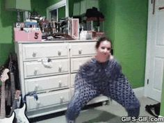 Animated GIF: When ur parents come home with a lot of groceries - www.gifs-gif.com