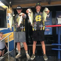 Looks like Cal and Mason had a good day. Congrats to them and all of the high school teams competing here on KY Lake this week. It's gonna be a shootout! #fishing #flyfishing #fishinglife #fishingtrip #fishingboat #troutfishing #sportfishing #fishingislife #fishingpicoftheday #fishingdaily #riverfishing #freshwaterfishing #offshorefishing #deepseafishing #fishingaddict #lurefishing #lovefishing #fishingboats #instafishing