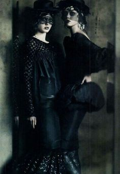The Veiled Tale Wedding by Paolo Roversi for Vogue Italia