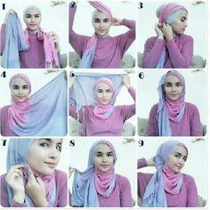 Zahratul Jannah simple style 1