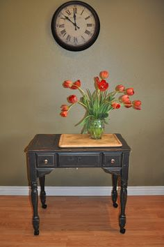 Drab to Fab: Old sewing Table to NEW Kitchen Island..