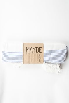 Assembly Label: Store: Fine Design & Well Made Clothing for Wholesome Living.