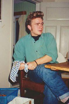 REM Roar Eirik Møsth : Nyttårsaften 1991 i Biskop Grimkjells gate 6 på La...