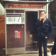 the photoautomat.