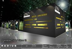 Booth Design, Siow
