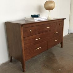 https://flic.kr/p/qHGi8g | Delightful John Van Koert Low Dresser for Drexel Profile (U.S.A., 1950s)