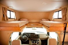 over cab bed class c - Google Search