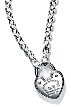 d2dd86c0931af The Return to Tiffany® Love pendant in sterling silver reminds us that  sometimes