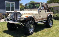 1986 Jeep C-J 7 Laredo Jeep Cj7, Jeep Wrangler, Jeepers Creepers, Cool Jeeps, Bmw 2002, Jeep Accessories, Jeep Truck, Barn Finds, Jeep Life