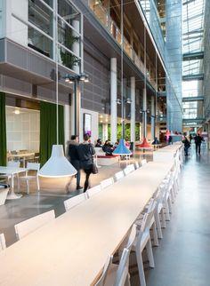 Karolinska Institute Future Learning Environments by Tengbom