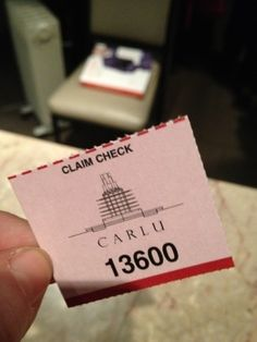 Never forget your coat check or dry cleaning ticket number again. | 17 Insanely Clever Ways To Use Your Phone's Camera