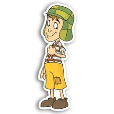 El Chavo Del 8 Ocho Party Decorative Topper Xlarge 10 Inches High! 12 in Package Centerpiece Cake Topper by granmark, http://www.amazon.com/dp/B008IEFU3C/ref=cm_sw_r_pi_dp_GX1Brb119A85X