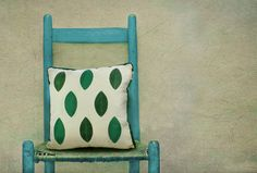 """Handcrafted throw pillows, modern cushions, high quality finishing, soft furniture fabric 18x18"""" (cover only)"""