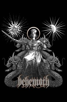 BEHEMOTH | Evangelion - Nuclear Blast