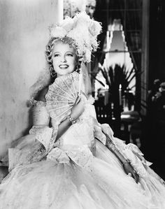 Jeanette MacDonald photographed for New Moon, 1940