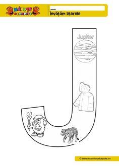 Comunicare in limba romana Archives - Pagina 2 din 5 - Manute Pricepute School Lessons, Diy Garden Decor, Letters And Numbers, Kindergarten, Preschool, Archive, Teacher, Montessori, Full Bed Loft