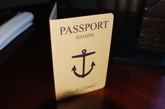Tara & Richard's Cruise wedding boarding pass and mini passport invitations Passport Invitations, Destination Wedding Invitations, Wedding Vows, Wedding Bells, Our Wedding, Wedding Gifts, Wedding Planning, Dream Wedding, Wedding Stuff