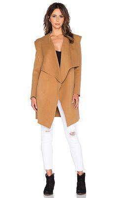 Soia & Kyo Samia Coat in Camel | REVOLVE