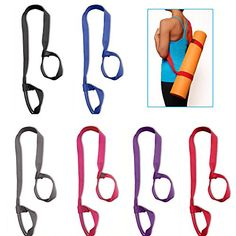 Clever Yoga Mat Strap Sling Made With The Best, Durable C... http://smile.amazon.com/dp/B00UVOS7KA/ref=cm_sw_r_pi_dp_4sLqxb0DKF9PD