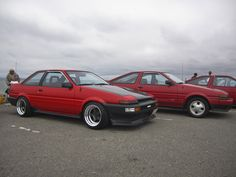 My  was a 1985 coupe.... miss that car